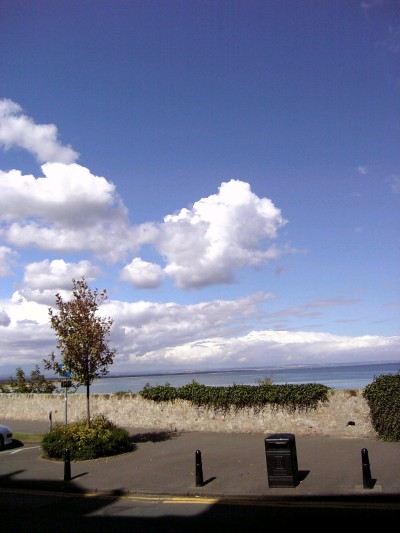 ゴルフと海の町、セントアンドリュース
