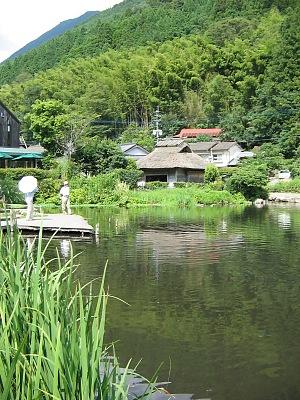 残夏の湯布院・・・金鱗湖_c0001578_223285.jpg