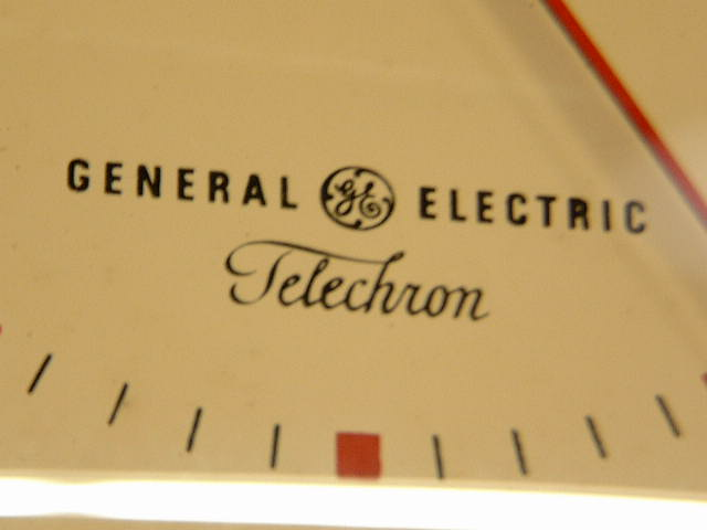 GE wall clock  _e0042839_16163166.jpg