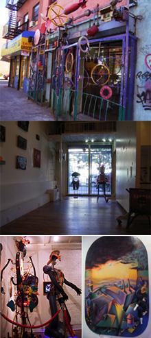 猫の住むギャラリー Fusion Arts Museum_b0007805_115566.jpg