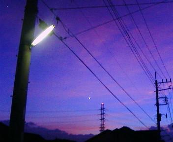 ●膨大なブラジル各地での写真・・・今日の夕空☆なんて星?_b0032617_2064984.jpg
