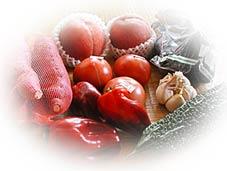 ∵新鮮な野菜と甘〜い果物と大好きなおばちゃん_d0040733_1683286.jpg