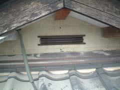 屋根漆喰を自分でチェック_c0074553_9592791.jpg