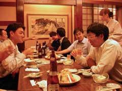 日本一小さいたこ焼き屋「シオヤ」+イノベーション経営最終授業_b0054727_11478.jpg