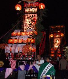 珠洲市蛸島町のお祭り キリコはすごい豪華_b0033490_12551814.jpg