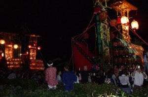 珠洲市蛸島町のお祭り キリコはすごい豪華_b0033490_1341483.jpg
