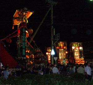 珠洲市蛸島町のお祭り キリコはすごい豪華_b0033490_134269.jpg