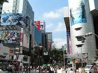9月12日(月) 今日の渋谷109前交差点_b0056983_14125581.jpg