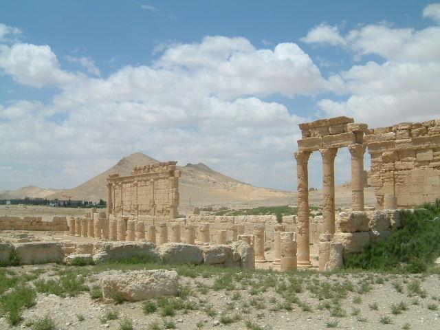 パルミラ遺跡 Palmyra (7)_c0011649_135038.jpg