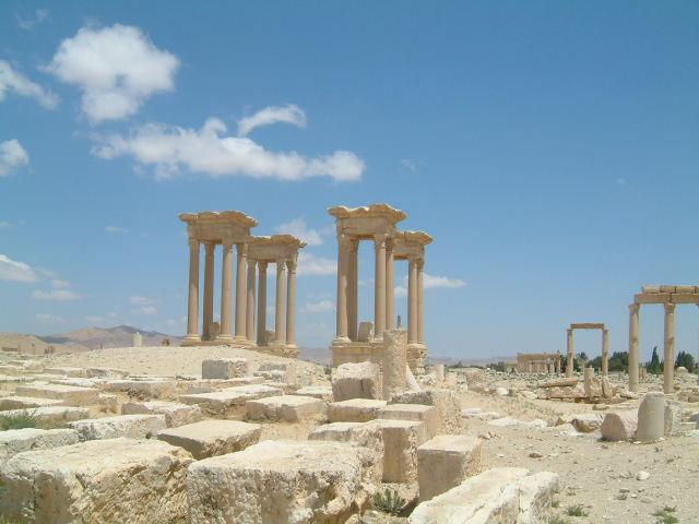 パルミラ遺跡 Palmyra (7)_c0011649_136485.jpg