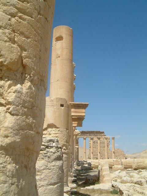 パルミラ遺跡 Palmyra (7)_c0011649_1575150.jpg