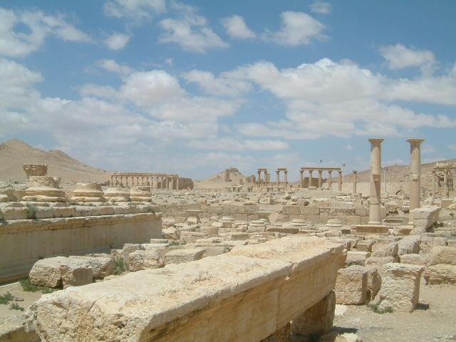 パルミラ遺跡 Palmyra (7)_c0011649_21243.jpg