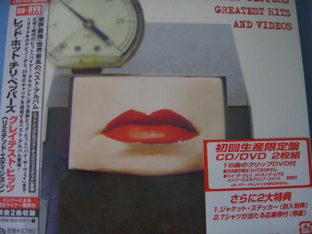 Red Hot Chili Peppers / The Other Side Of_c0062649_22395953.jpg