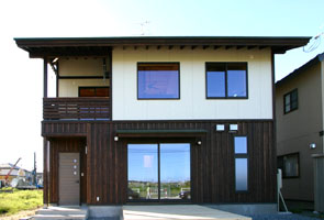 新屋の家:ほぼ完成_e0054299_19503711.jpg