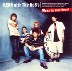 遊城十代役のKENNが、自身のバンドThe NaB\'sとしてシングルをリリース!_e0025035_1433943.jpg