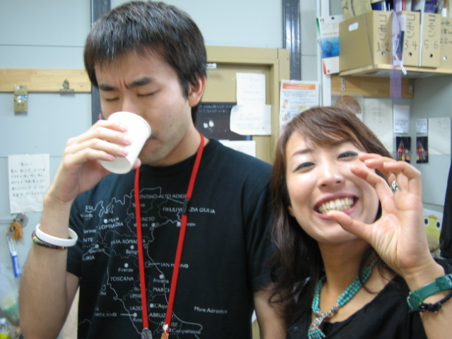 岩田さちの茶摘・製茶体験!!_c0064514_1724971.jpg