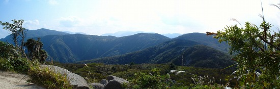三池岳(鈴鹿)からのパノラマで~す。_d0055236_13475464.jpg