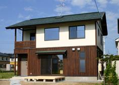秋田市新屋の家の内覧会_e0054299_1152975.jpg