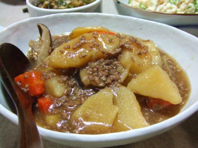 ローカロリー食「とうふ」と山田のお祭り_e0012815_22124054.jpg