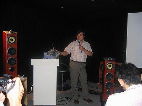 A&Vフェスタ2005 ソニー製品説明...