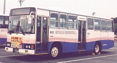 日立電鉄バス 三菱U-MK117J +呉羽_e0030537_1283758.jpg