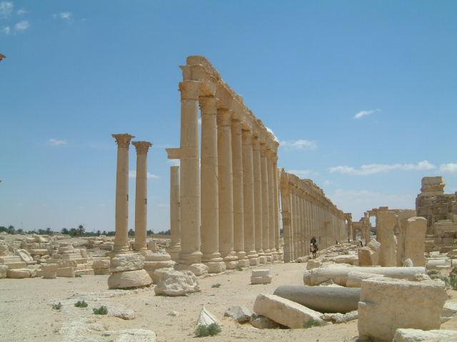 パルミラ遺跡 Palmyra (8)  完了編_c0011649_105172.jpg