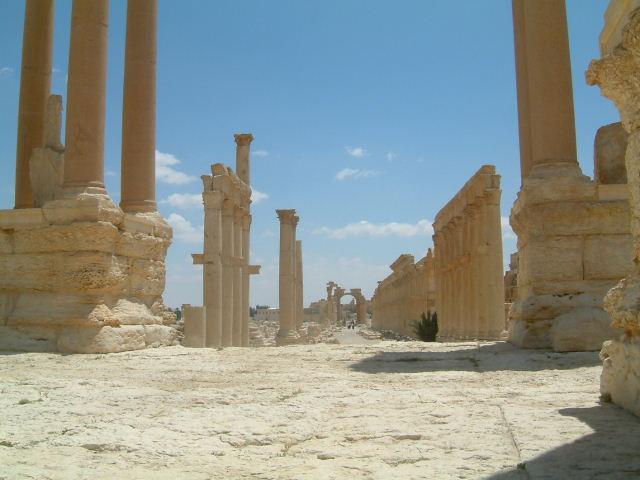 パルミラ遺跡 Palmyra (8)  完了編_c0011649_112537.jpg