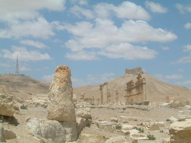 パルミラ遺跡 Palmyra (8)  完了編_c0011649_123012.jpg