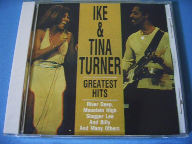 IKE&TINA TURNER / GREATEST HITS_c0062649_20405979.jpg