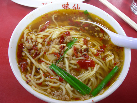 台湾ラーメン_c0030755_2216875.jpg