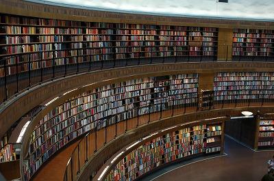 Stockholm 建築(図書館・森の葬祭場)_e0076932_2255770.jpg