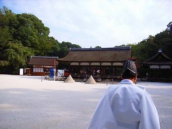 上賀茂神社へ_c0019551_21214529.jpg