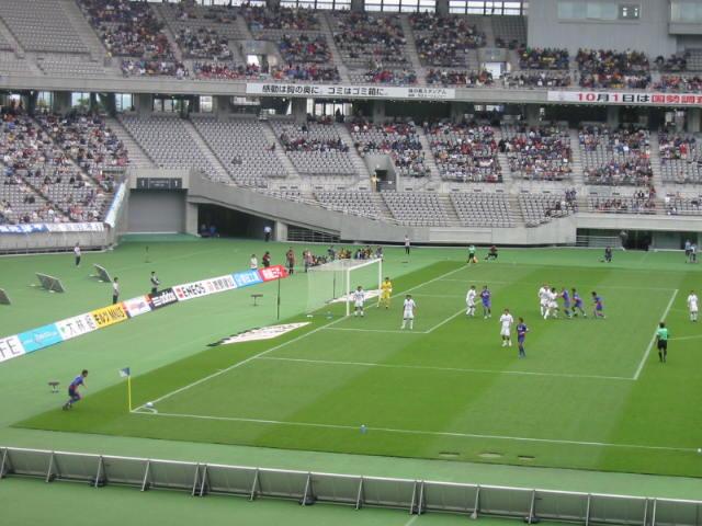 JリーグDivision1 第25節 FC東京-大分トリニータ戦観戦_b0042308_20194125.jpg