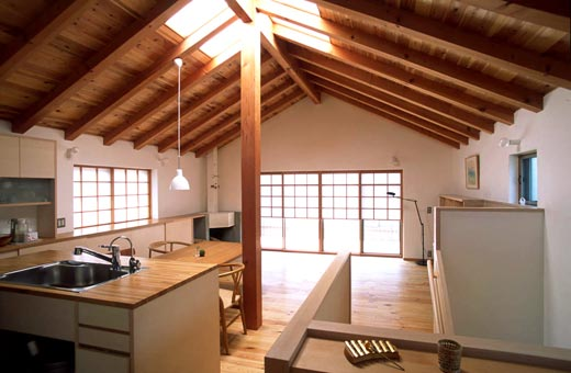 第2回ソーラータウン西所沢勉強会「シラカバのある家」 _b0015157_2214925.jpg