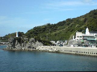 長崎港めぐり・遊覧船ゼリーフィッシュ_d0066127_14531.jpg