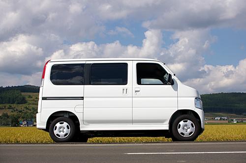 [試乗インプレッション]ホンダ・バモス 4WD M type_a0009562_21172233.jpg