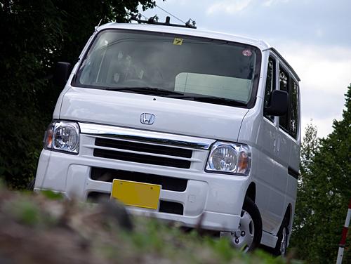 [試乗インプレッション]ホンダ・バモス 4WD M type_a0009562_21173556.jpg