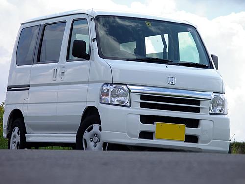 [試乗インプレッション]ホンダ・バモス 4WD M type_a0009562_21174119.jpg