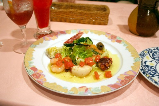 スペイン料理を食べました_c0070377_21451285.jpg