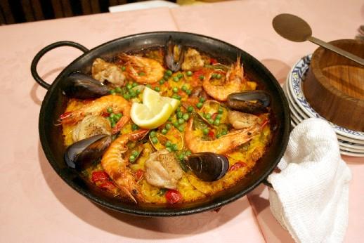 スペイン料理を食べました_c0070377_21461199.jpg