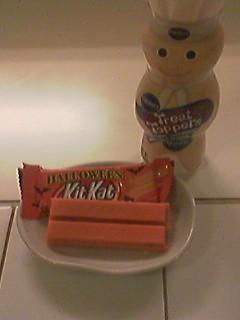 僕の作ったお菓子 フウサワ_b0048882_211270.jpg