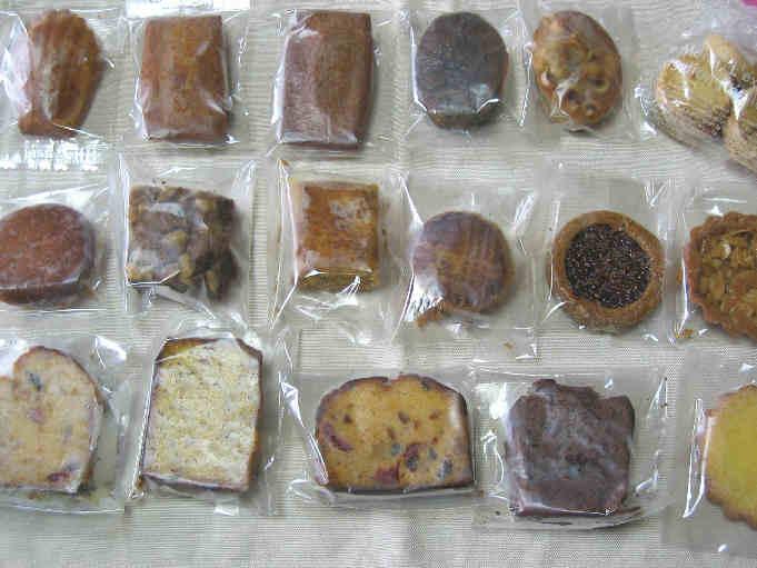 マクロビオティックとお菓子。_b0065587_19241495.jpg