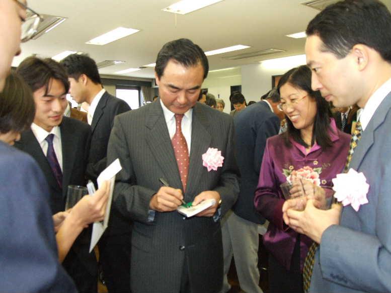 東京華僑総会 新中国建国56周年祝賀会開催_d0027795_11573251.jpg
