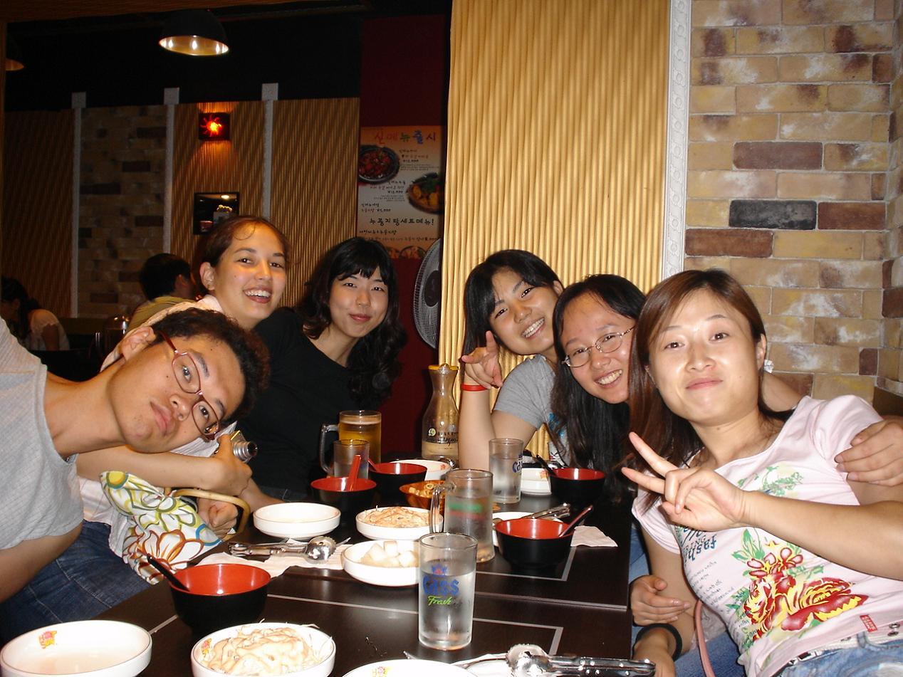 3級の時の友達と打ち上げ!!(8月12日)_d0012624_1571114.jpg