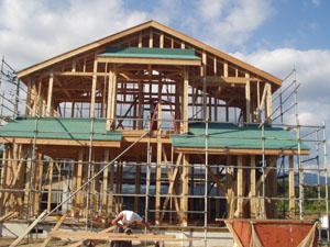 木工事進んでいます_b0058290_15364324.jpg