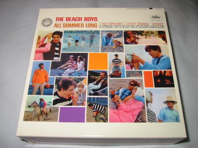 THE BEACH BOYS 紙ジャケCD_b0042308_0384889.jpg