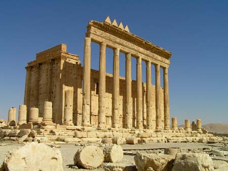 シリア1 パルメラの神殿1_e0048413_213340100.jpg