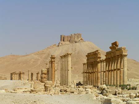 シリア2 パルメラの神殿_e0048413_21434392.jpg