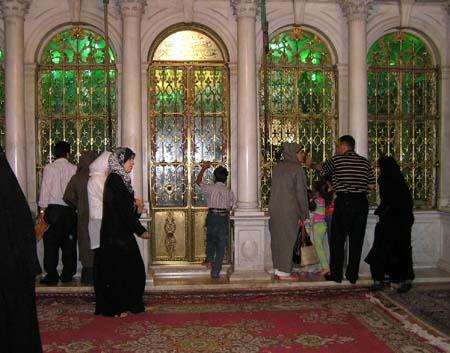 シリア3 ウマイヤードモスク_e0048413_21534861.jpg