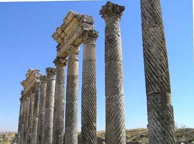 シリア4 アパメア遺跡1_e0048413_22162268.jpg